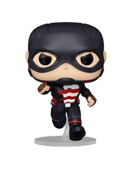 Figura POP Marvel The Falcon Winter Soldier US Agent