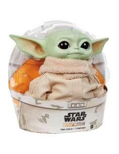 Peluche Yoda The Chlid Mandalorian Star Wars 28cm