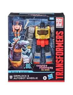 Figura Grimlock 38 Autobot Wheelie Transformers Studio Series Leader Class 20cm