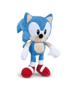 Peluche Sonic The Hedgehog soft 45cm