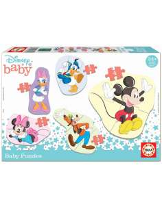 Puzzle Mickey and Friends Disney 3 5pzs