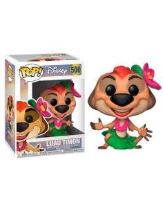 Figura POP Disney El Rey Leon Luau Timon