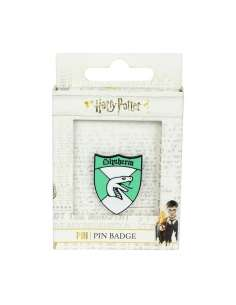 Pin metal Slytherin Harry Potter