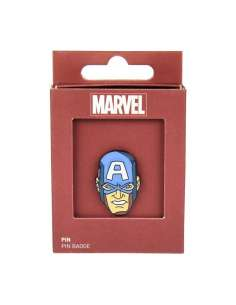 Pin metal Capitan America Vengadores Avengers Marvel