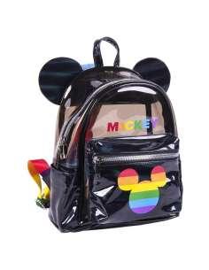Mochila Pride Mickey Disney 25cm