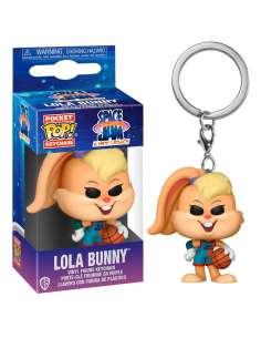 Llavero Pocket POP Space Jam 2 Lola Bunny