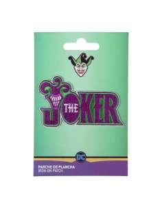 Parche Joker DC Comics