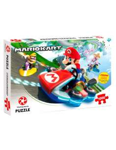 Puzzle Mario Kart Nintendo 1000pcs