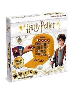 Juego Harry Potter Top Trumps Match