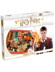 Puzzle Hogwarts Harry Potter 1000pcs