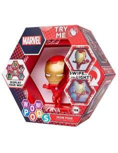 Figura led WOW POD Iron Man Marvel
