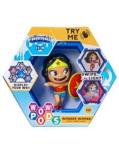 Figura led WOW POD Wonder Woman DC Comics