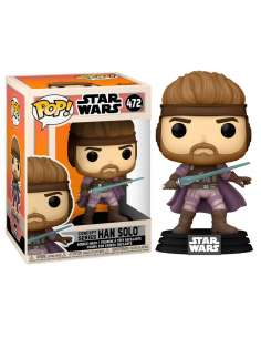 Figura POP Star Wars Concept Series Han