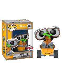 Figura POP Disney Earth day Wall E Exclusive