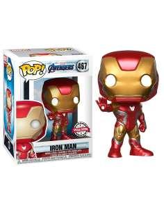 Figura POP Marvel Avengers Endgame Iron Man Exclusive