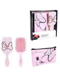 Set neceser cepillo pelo Minnie Disney