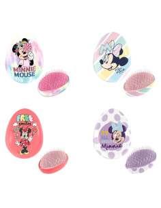 Cepillo pelo desenredante Minnie Disney surtido