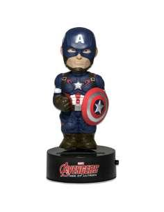 Figura Capitan America Marvel Body Knockers 15cm