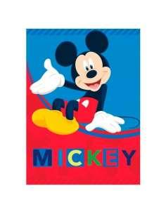 Manta polar Mickey Disney