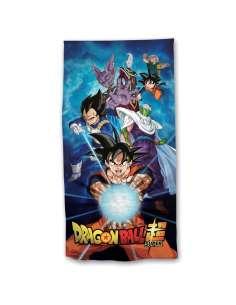 Toalla Dragon Ball algodon
