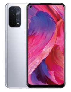 SMARTPHONE OPPO A74 5G 128 GB SILVER
