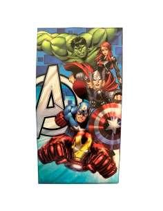 Toalla Vengadores Avengers Marvel algodon