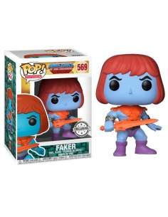 Figura POP Masters Of The Universe Faker Exclusive