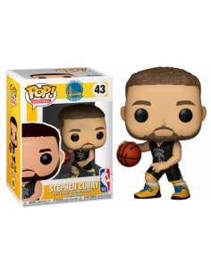 Figura POP NBA Warriors Stephen Curry