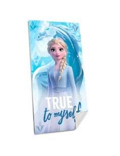 Toalla Elsa Frozen 2 Disney algodon