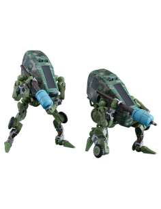 Set 2 figuras Model Kit Moderoid Improvised Armed Exoframe Obsolete 85 cm