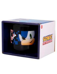 Taza Sonic the Hedgehog 400ml