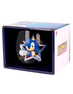 Taza Sonic the Hedgehog 380ml