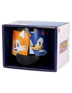 Taza Sonic the Hedgehog 360ml