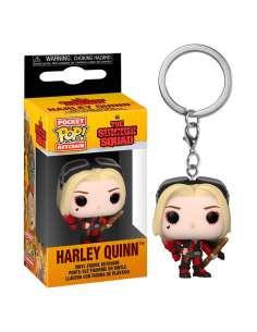 Llavero Pocket DC The Suicide Squad Harley Quinn Bodysuit