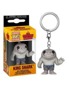 Llavero Pocket DC The Suicide Squad King Shark