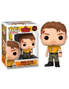 Figura POP DC The Suicide Squad Rick Flag