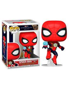 Figura POP Marvel Spiderman No Way Home Spiderman Integrated Suit