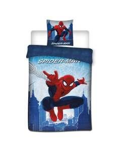 Funda nordica Spiderman Marvel cama 90cm microfibra