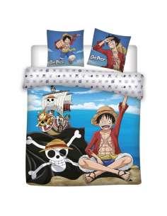 Funda nordica One Piece cama 135cm algodon