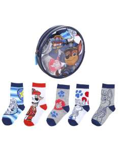 Pack 5 calcetines Patrulla Canina Paw Patrol surtido