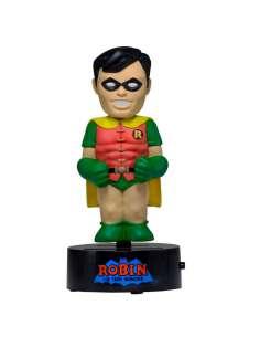 Figura Giratoria Robin Body Knocker Universo DC 15cm