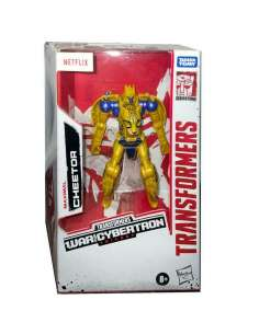 Figura Cheetor War for Cybertron Transformers