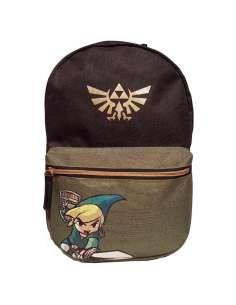 Mochila Toon Link Zelda Nintendo 41cm