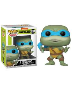 Figura POP Tortugas Ninja 2 Leonardo