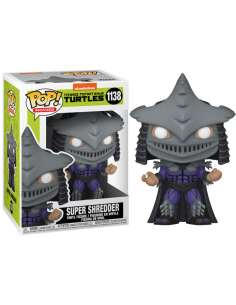 Figura POP Tortugas Ninja 2 Super Shredder