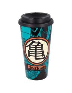 Vaso cafe doble pared Dragon Ball 520ml
