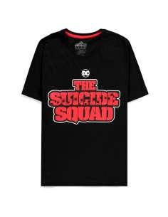 Camiseta Logo Suicide Squad 2 DC Comics