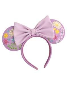 Diadema orejas Flowers Minnie Disney Loungefly