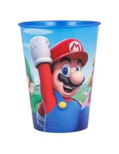 Vaso Super Mario Bros Nintendo 260ml