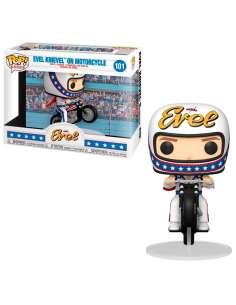 Figura POP Evel Knievel on Motorcycle